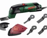 Nowe narzędzie wielofunkcyjne firmy Bosch