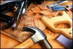 Podstawowe narzędzia stolarskie.